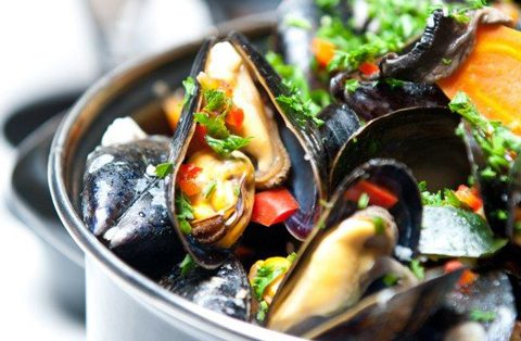 Mussels Season Started at Taste of Belgium with Fresh Belgian Mussels